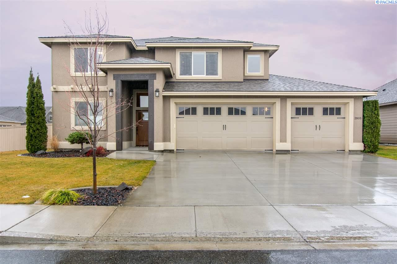 Single Family Home for Sale at 2805 Copperstone St 2805 Copperstone St Richland, Washington 99354 United States
