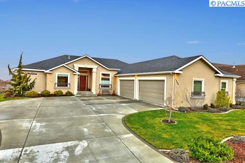 Single Family Home for Sale at 1246 Plateau Dr 1246 Plateau Dr Richland, Washington 99352 United States