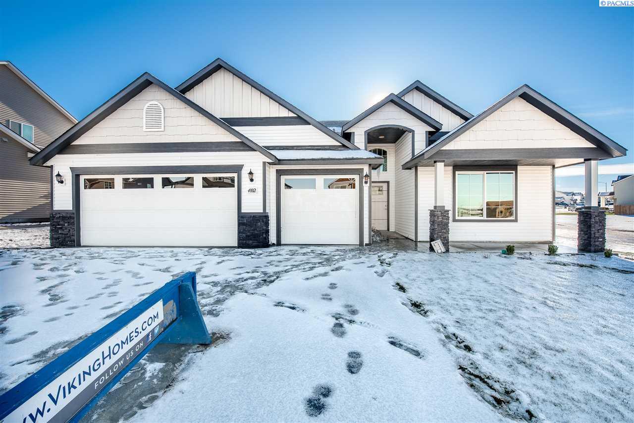 Single Family Home for Sale at 5910 Nauvoo Lane 5910 Nauvoo Lane Pasco, Washington 99301 United States