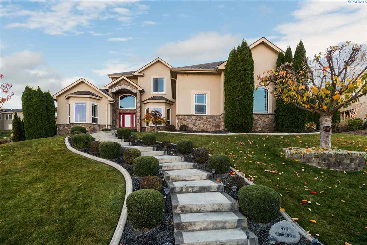 Single Family Home for Sale at 473 Adair 473 Adair Richland, Washington 99352 United States