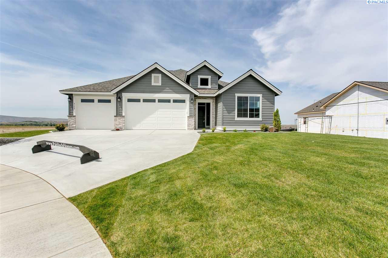 Single Family Home for Sale at 3155 Deserthawk Loop 3155 Deserthawk Loop Richland, Washington 99354 United States