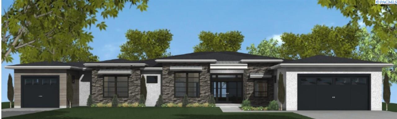 Single Family Home for Sale at 1632 Genoa Lane 1632 Genoa Lane Richland, Washington 99352 United States