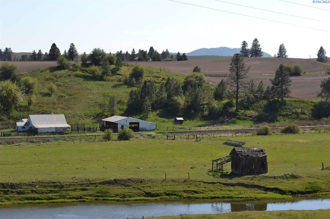 Single Family Home for Sale at 15954 Sr 272 15954 Sr 272 Palouse, Washington 99161 United States