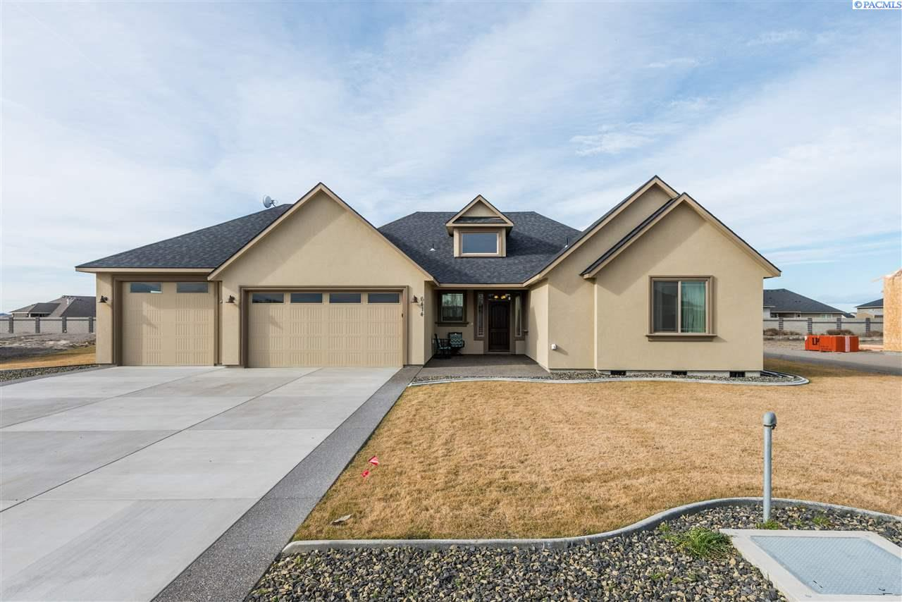 Single Family Home for Sale at 6414 Nocking Point Road 6414 Nocking Point Road Pasco, Washington 99301 United States