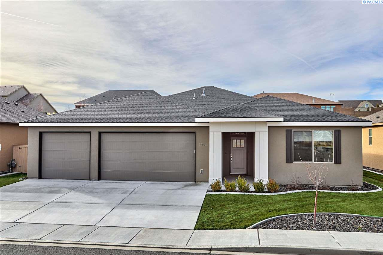 Single Family Home for Sale at 2343 Copperhill Street 2343 Copperhill Street Richland, Washington 99354 United States