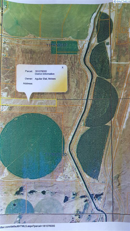 Land / Lots for Sale at Nka S SE Nka S SE Warden, Washington 98857 United States