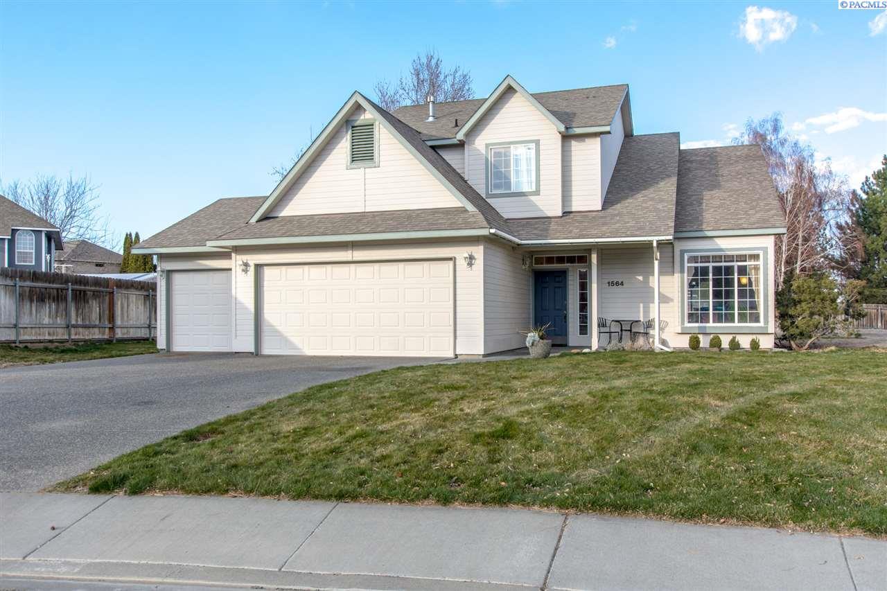 Single Family Home for Sale at 1564 Sagewood St. 1564 Sagewood St. Richland, Washington 99352 United States