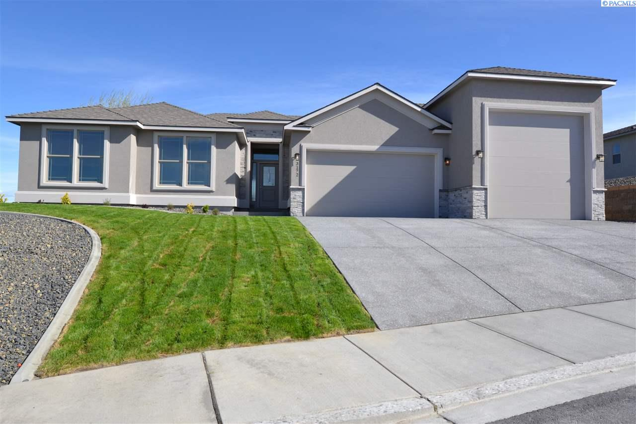 Single Family Home for Sale at 3172 Redhawk Dr 3172 Redhawk Dr Richland, Washington 99354 United States