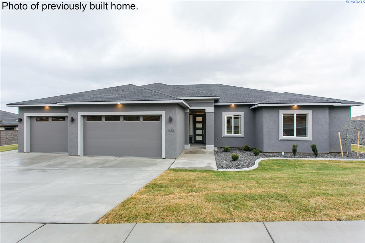Single Family Home for Sale at LOT 1 Wallowa Road LOT 1 Wallowa Road Kennewick, Washington 99338 United States