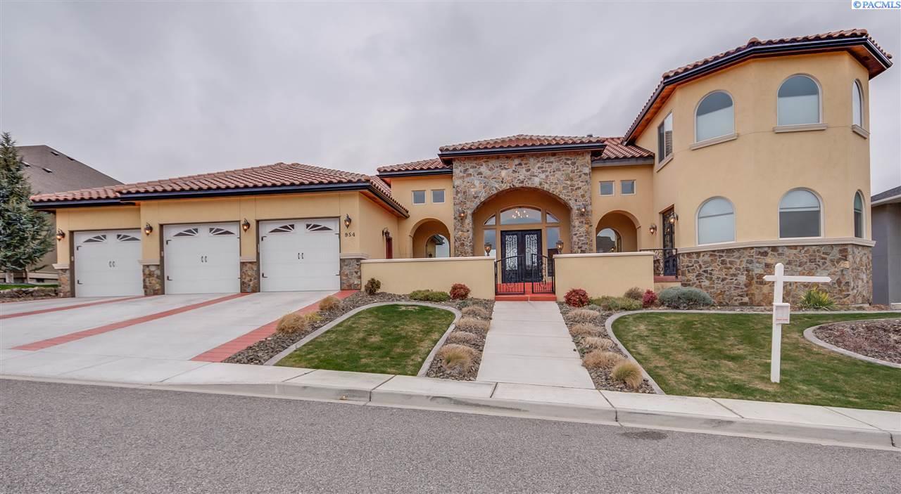 Single Family Home for Sale at 954 Allenwhite Dr 954 Allenwhite Dr Richland, Washington 99352 United States