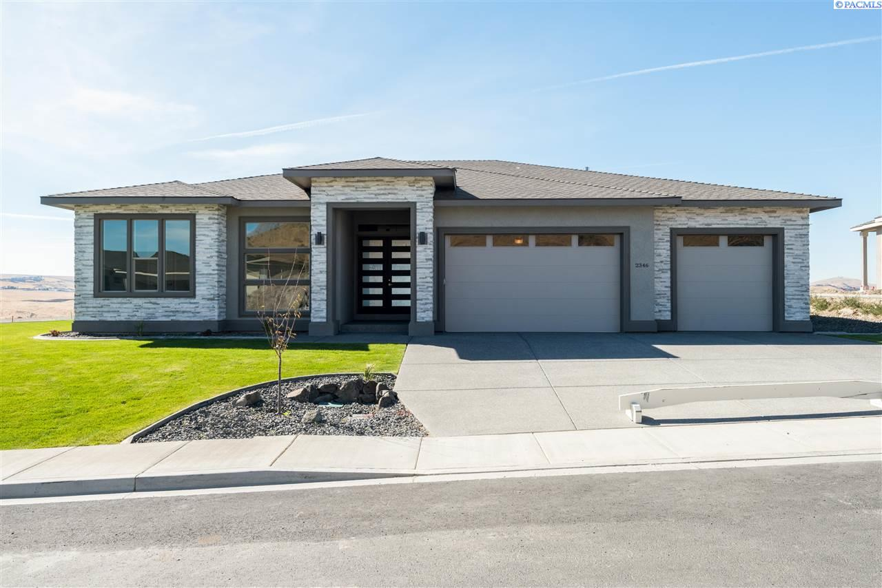 Single Family Homes for Sale at 2346 S Young Court Kennewick, Washington 99336 United States