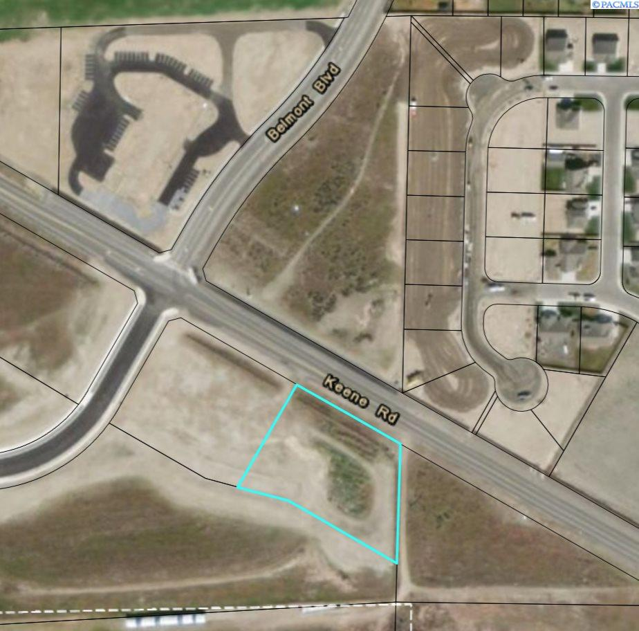 Land for Sale at tbd Keene Road West Richland, Washington 99353 United States