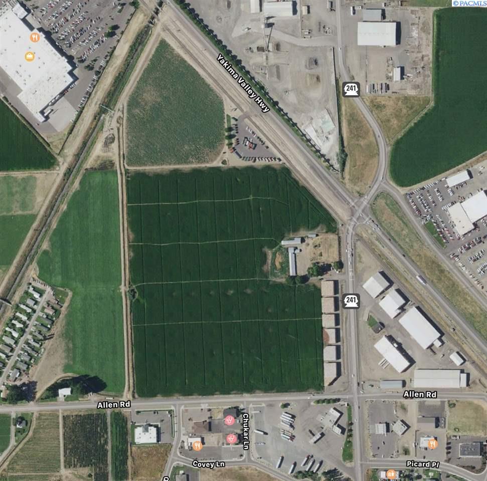 Land for Sale at 2950 Allen Road 2950 Allen Road Sunnyside, Washington 98944 United States