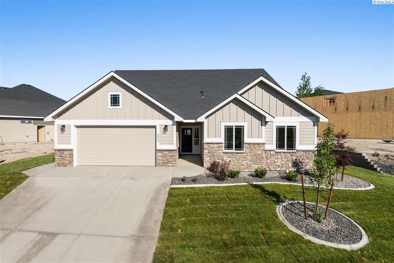 Single Family Homes for Sale at 2843 Mackenzie Richland, Washington 99352 United States