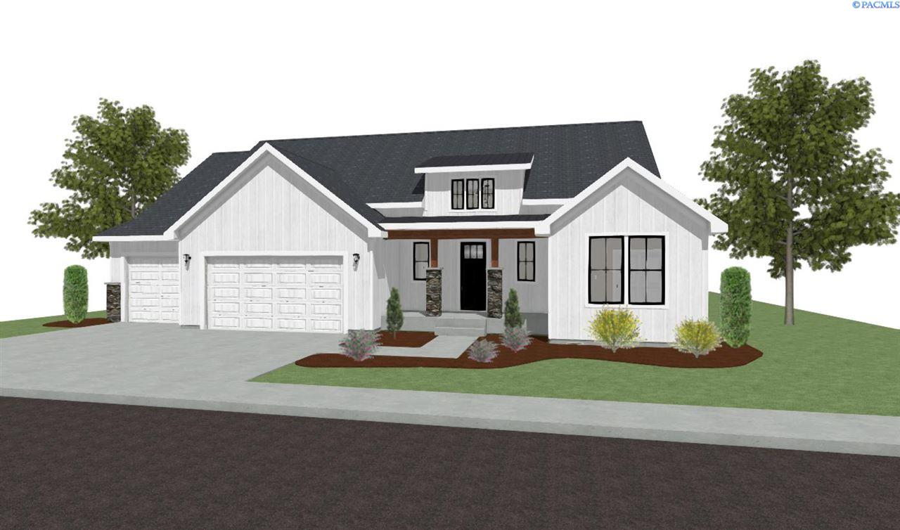 Single Family Homes for Sale at 8535 W 12th Avenue Kennewick, Washington 99338 United States