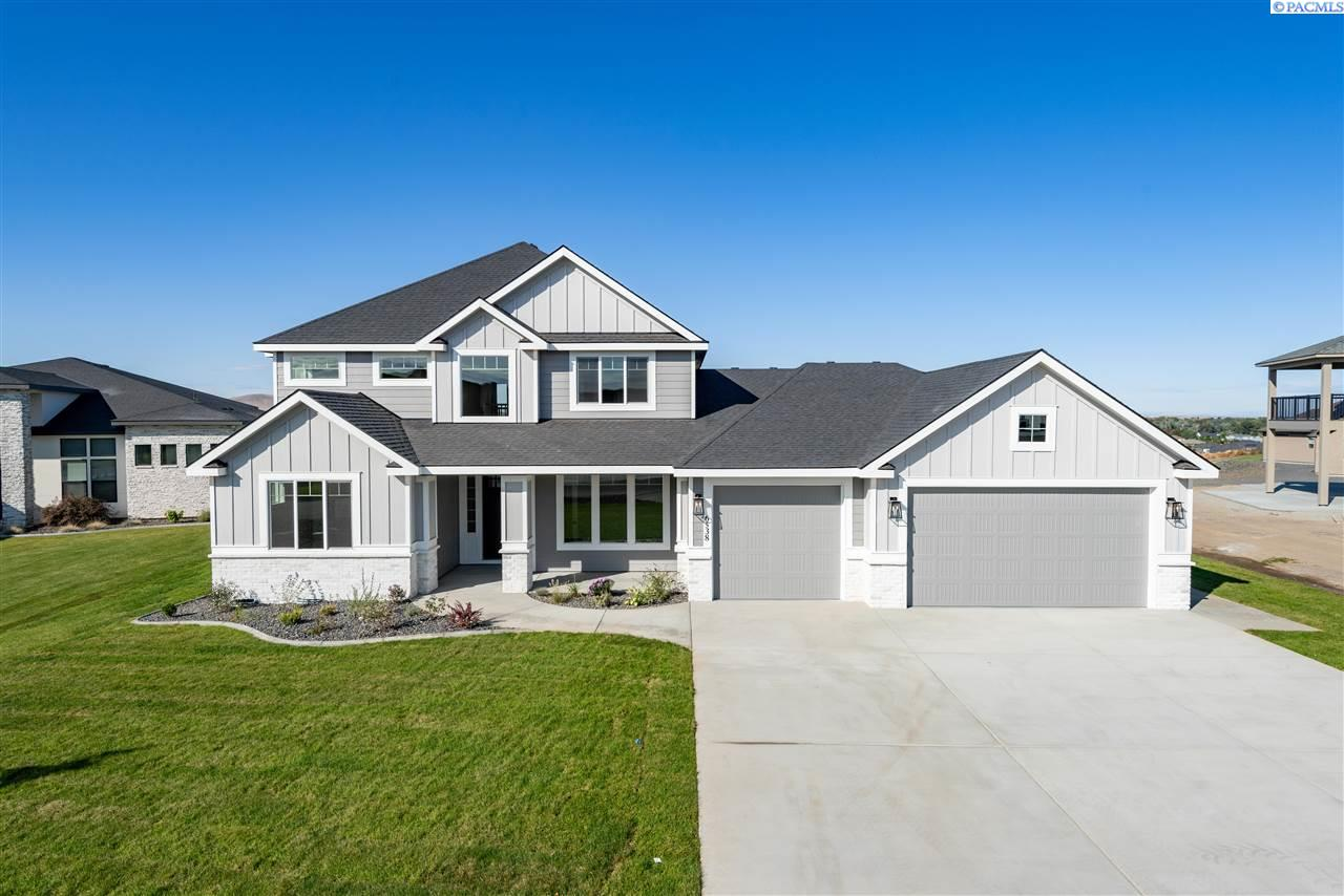 Single Family Homes for Sale at 6538 Eagle Crest Pasco, Washington 99301 United States