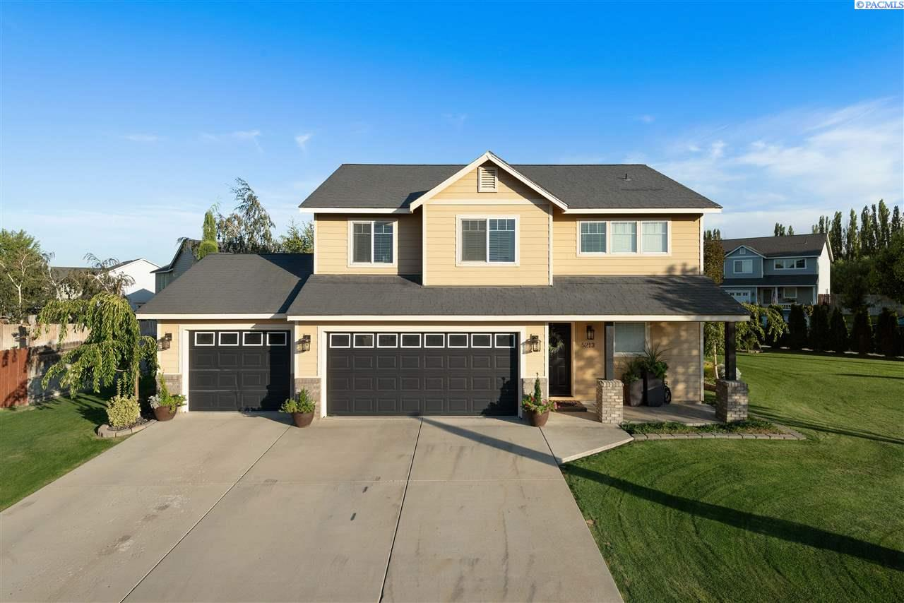 Single Family Homes for Sale at 5213 S Cascade Place Kennewick, Washington 99337 United States