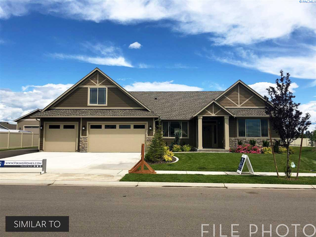 Single Family Homes for Sale at 537 Summerview Lane Richland, Washington 99352 United States