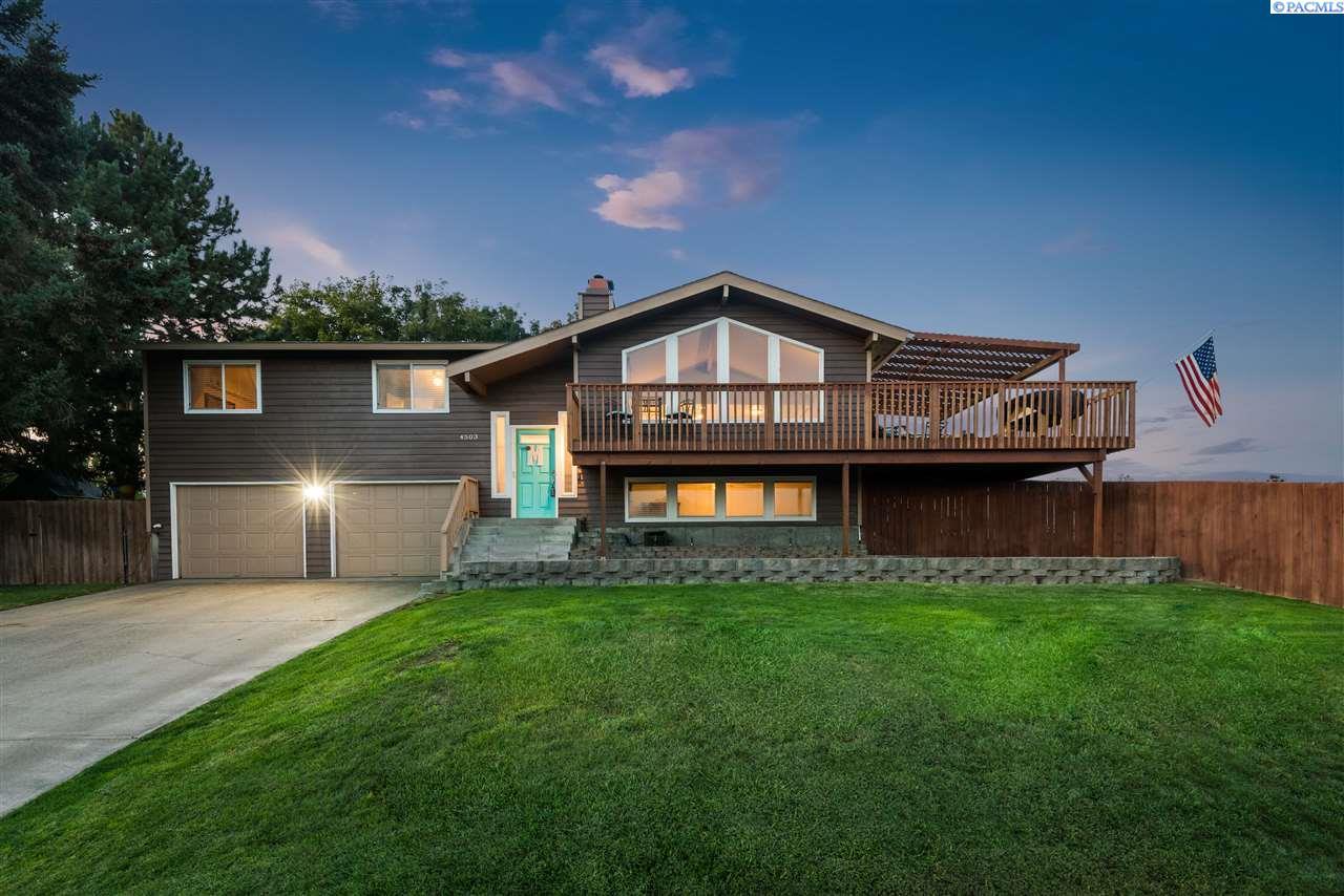 Single Family Homes for Sale at 4503 Desert Drive Pasco, Washington 99301 United States