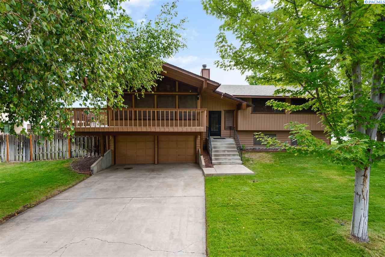 Single Family Homes for Sale at 316 Westmoreland Drive Richland, Washington 99352 United States