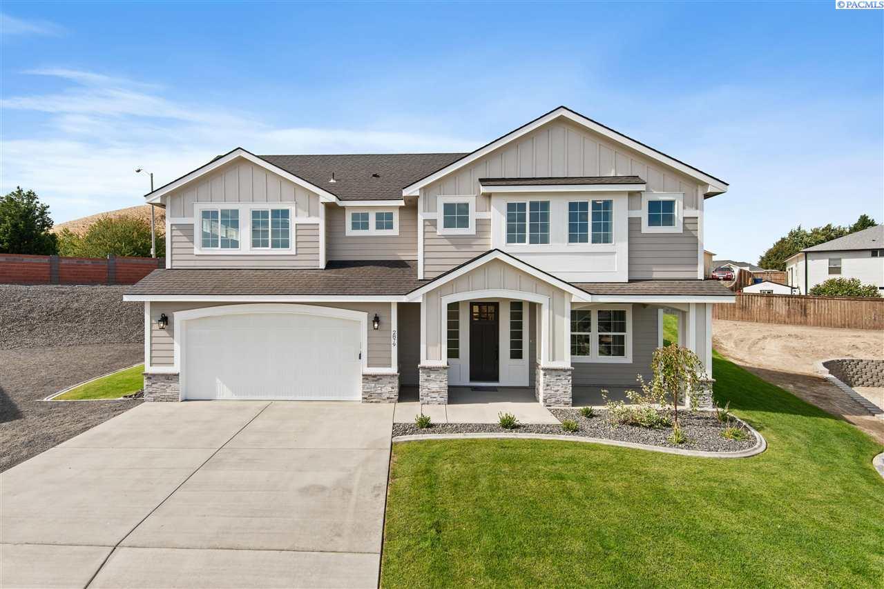 Single Family Homes for Sale at 2879 Mackenzie Court Richland, Washington 99352 United States