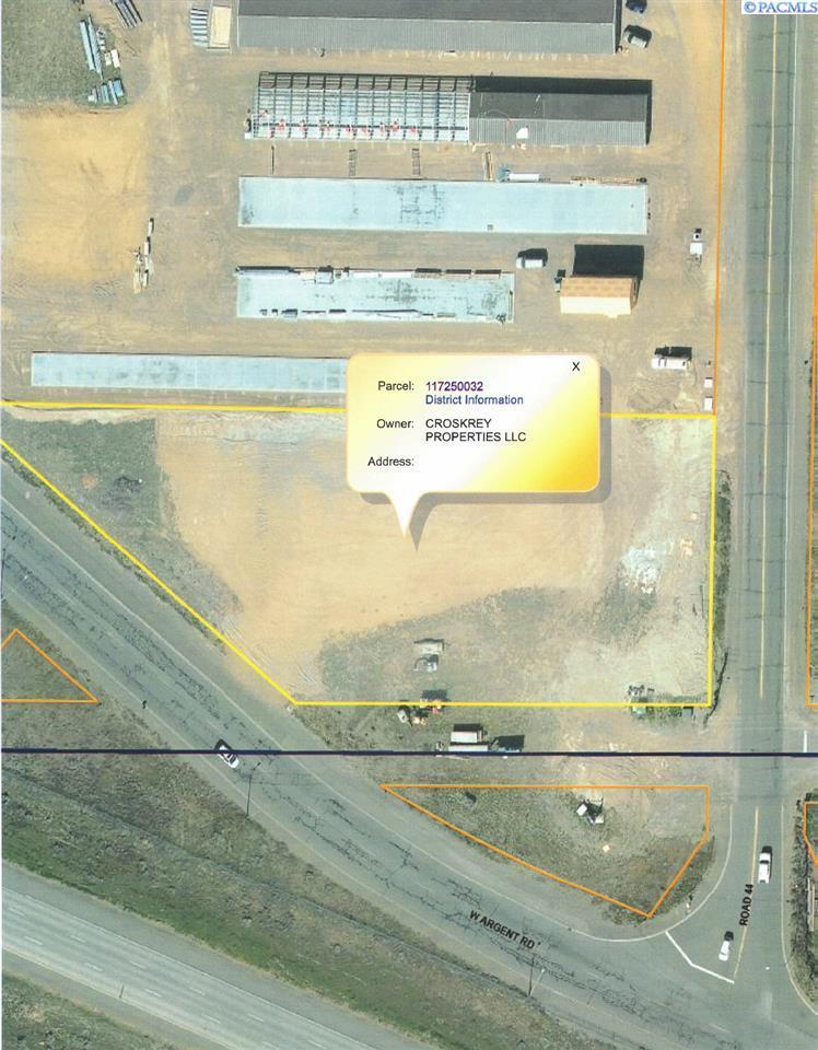 Land for Sale at NKA Rd 44 Pasco, Washington 99301 United States