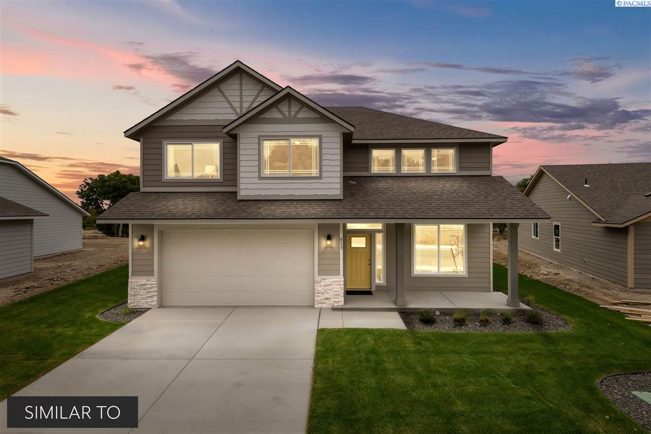 Single Family Homes for Sale at 355 E 34th Court Kennewick, Washington 99337 United States