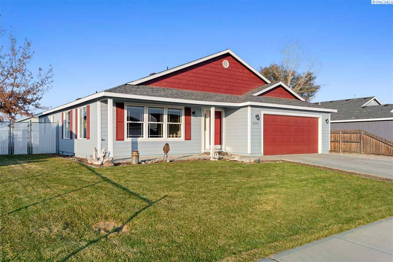 Single Family Homes for Sale at 9203 Jersey Drive Pasco, Washington 99301 United States