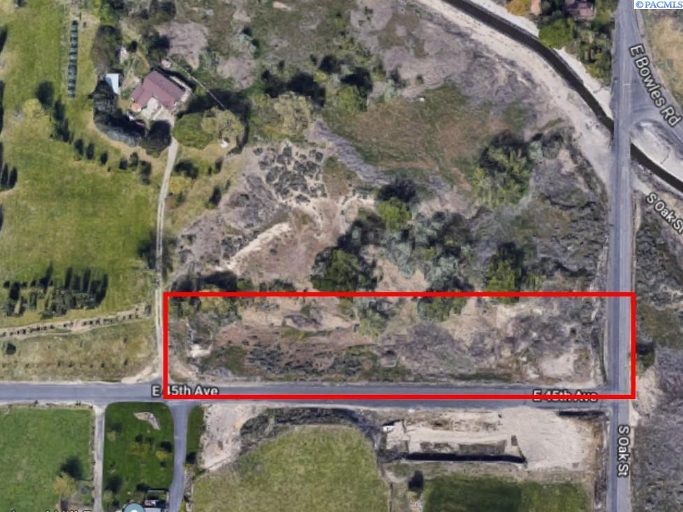 Land for Sale at NKA E 45th Kennewick, Washington 99337 United States