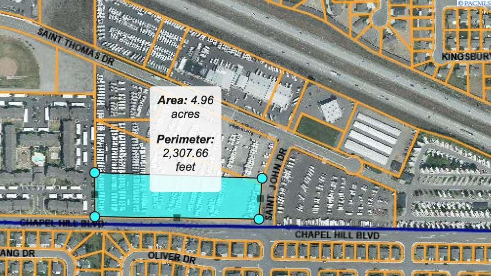 Land for Rent at nka Chapel Hill Blvd Pasco, Washington 99301 United States