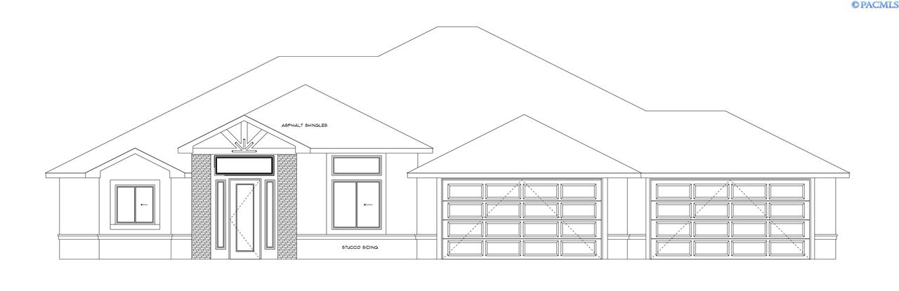 Single Family Homes for Sale at 86703 Sagebrush Road Kennewick, Washington 99338 United States