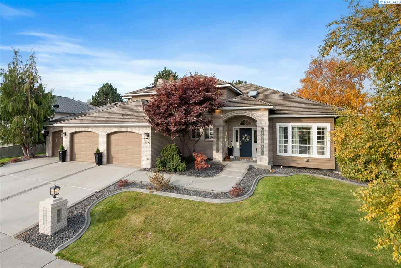 Single Family Homes for Sale at 3506 W 36th Loop Kennewick, Washington 99337 United States