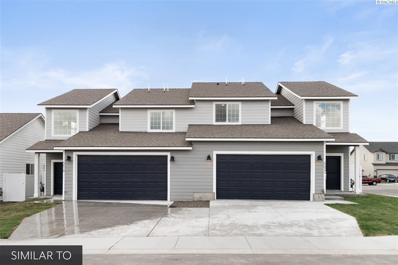 Single Family Homes for Sale at 5317 Remington Drive Pasco, Washington 99301 United States