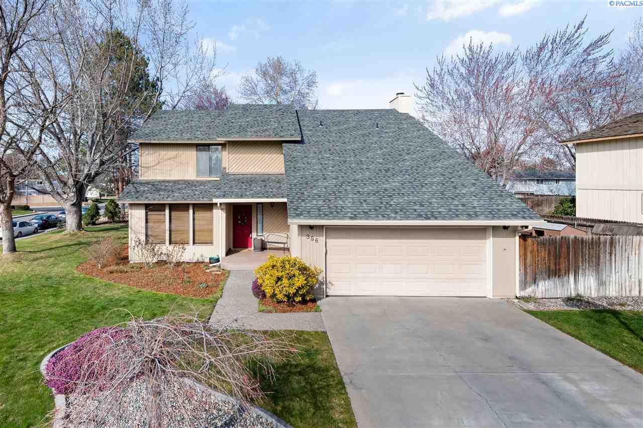 Single Family Homes for Sale at 356 Skagit Richland, Washington 99352 United States