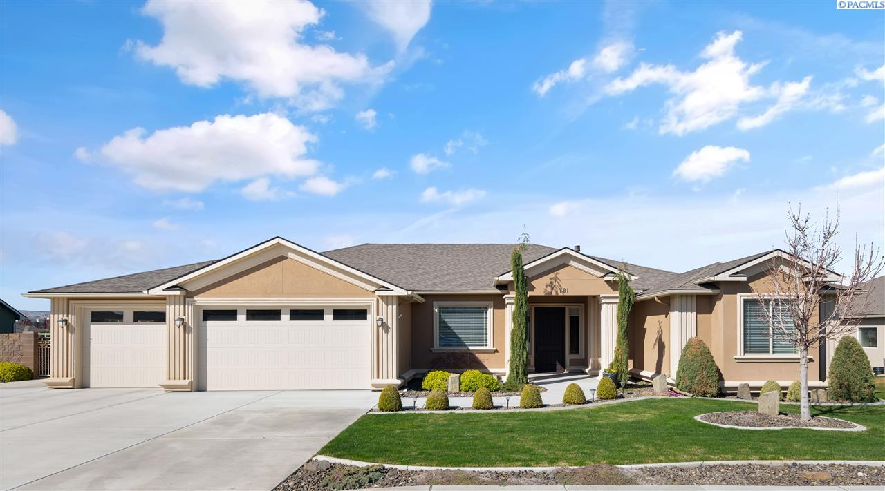 Single Family Homes for Sale at 791 Strange Drive Richland, Washington 99352 United States