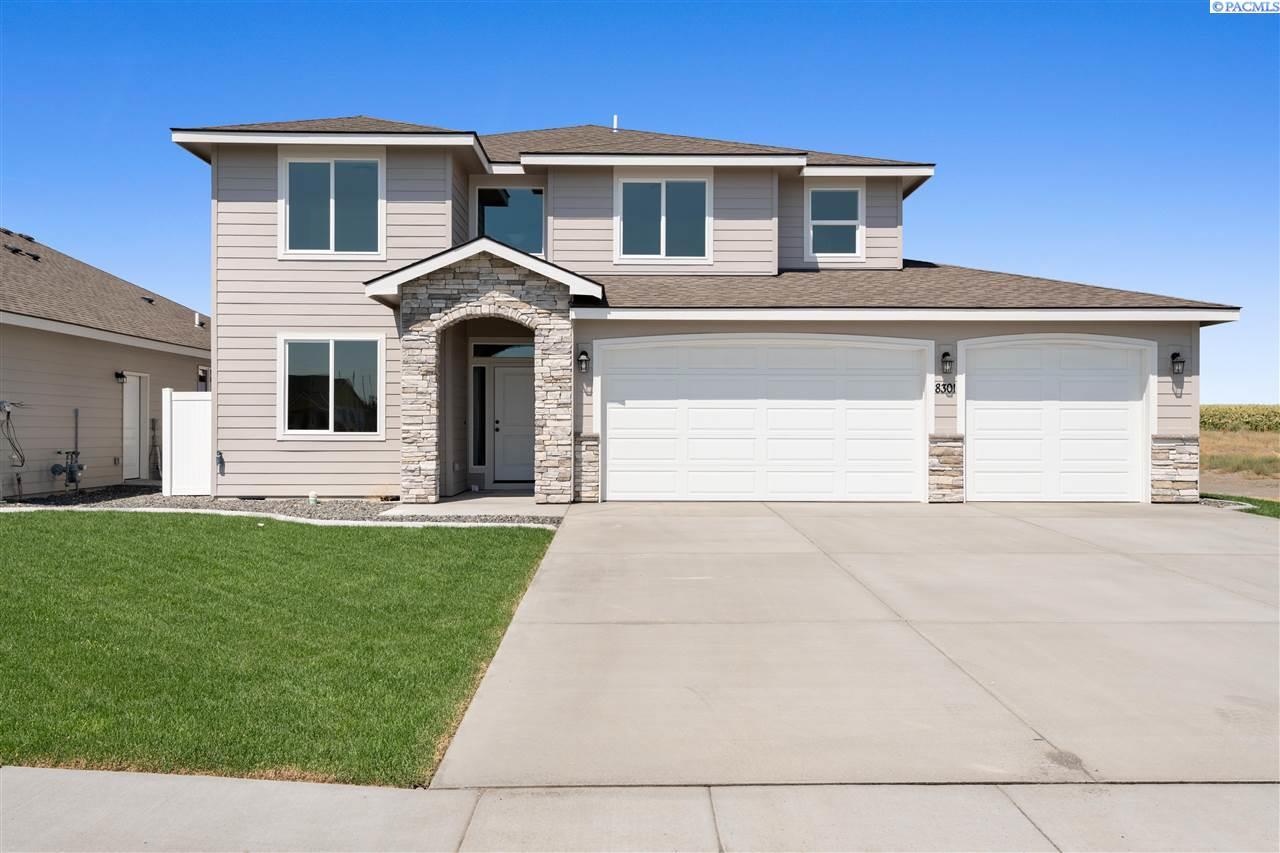 Single Family Homes for Sale at 8301 ASHEN DRIVE Pasco, Washington 99301 United States