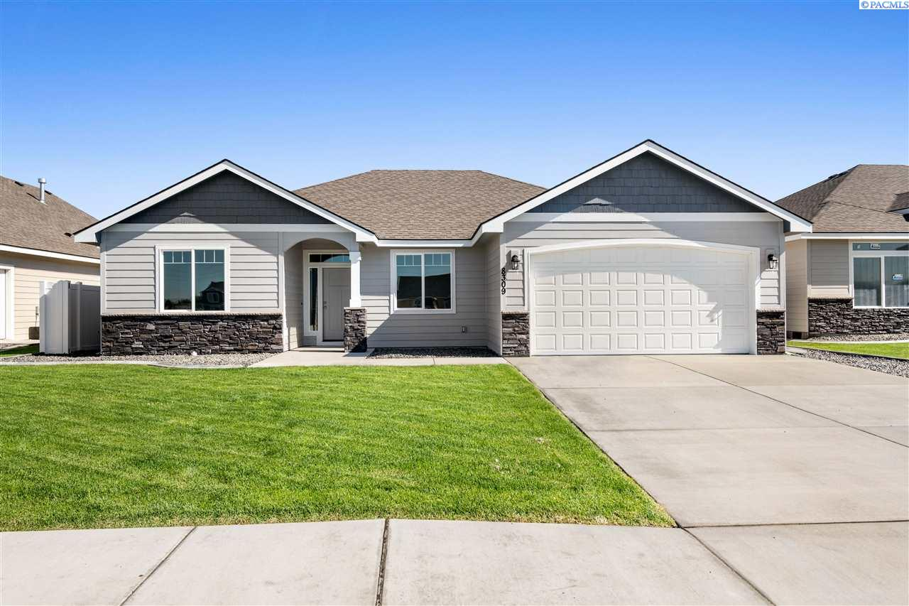 Single Family Homes for Sale at 8309 ASHEN DRIVE Pasco, Washington 99301 United States