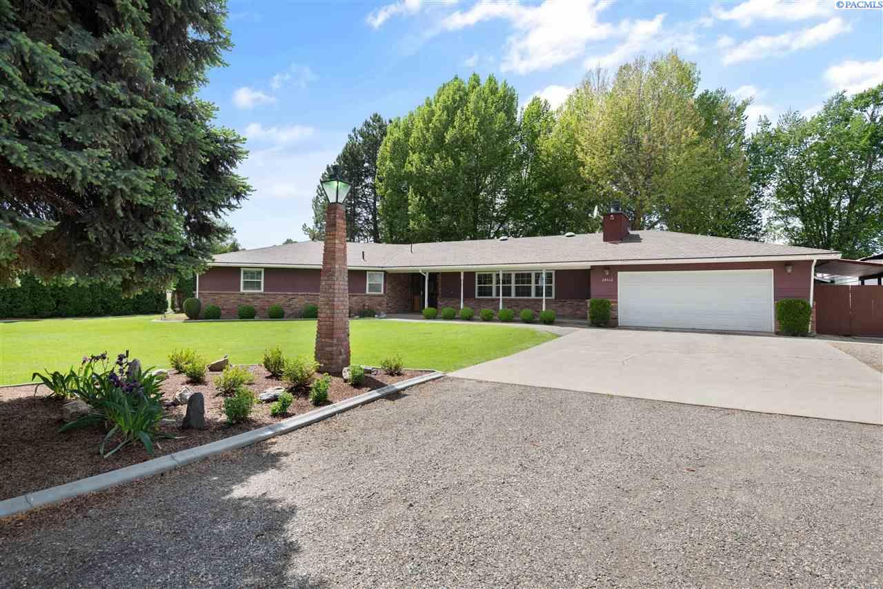 Single Family Homes for Sale at 24512 S OAK Kennewick, Washington 99337 United States