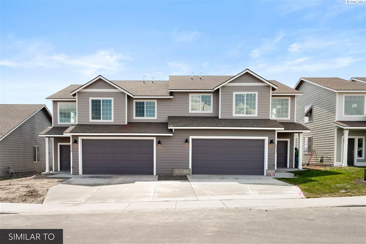 Single Family Homes for Sale at 5637 Remington Drive Pasco, Washington 99301 United States