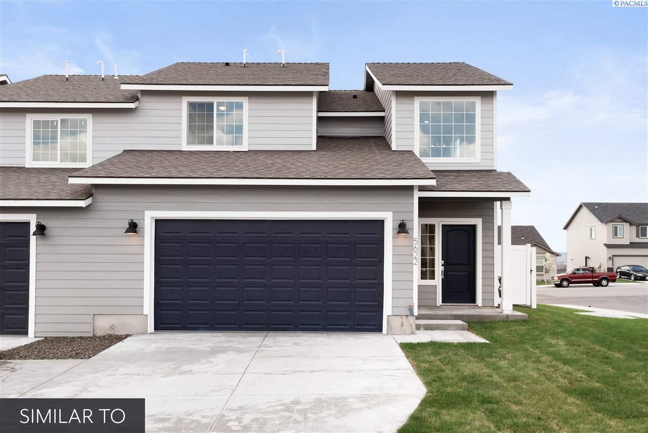 Single Family Homes for Sale at 5517 Remington Drive Pasco, Washington 99301 United States