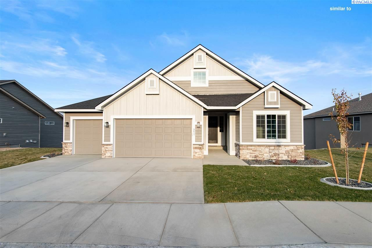 Single Family Homes for Sale at 1248 Medley Drive Richland, Washington 99352 United States