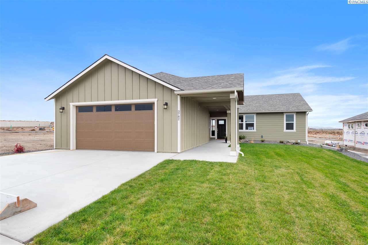 Single Family Homes for Sale at 3722 S Taft Street Kennewick, Washington 99338 United States
