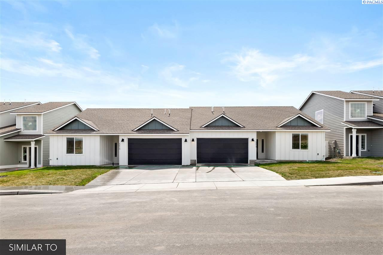 Single Family Homes for Sale at 5529 Remington Drive Pasco, Washington 99301 United States