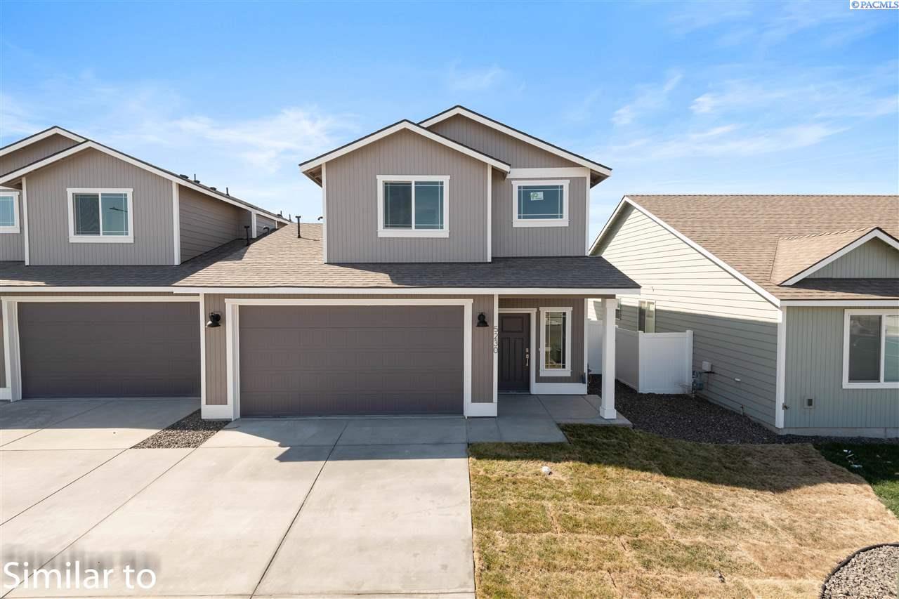 Single Family Homes for Sale at 5625 Remington Drive Pasco, Washington 99301 United States