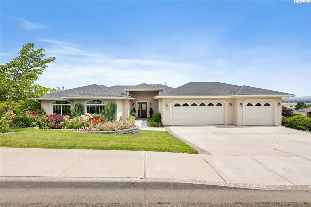 Single Family Homes for Sale at 4103 Santa Anna Lp Pasco, Washington 99301 United States