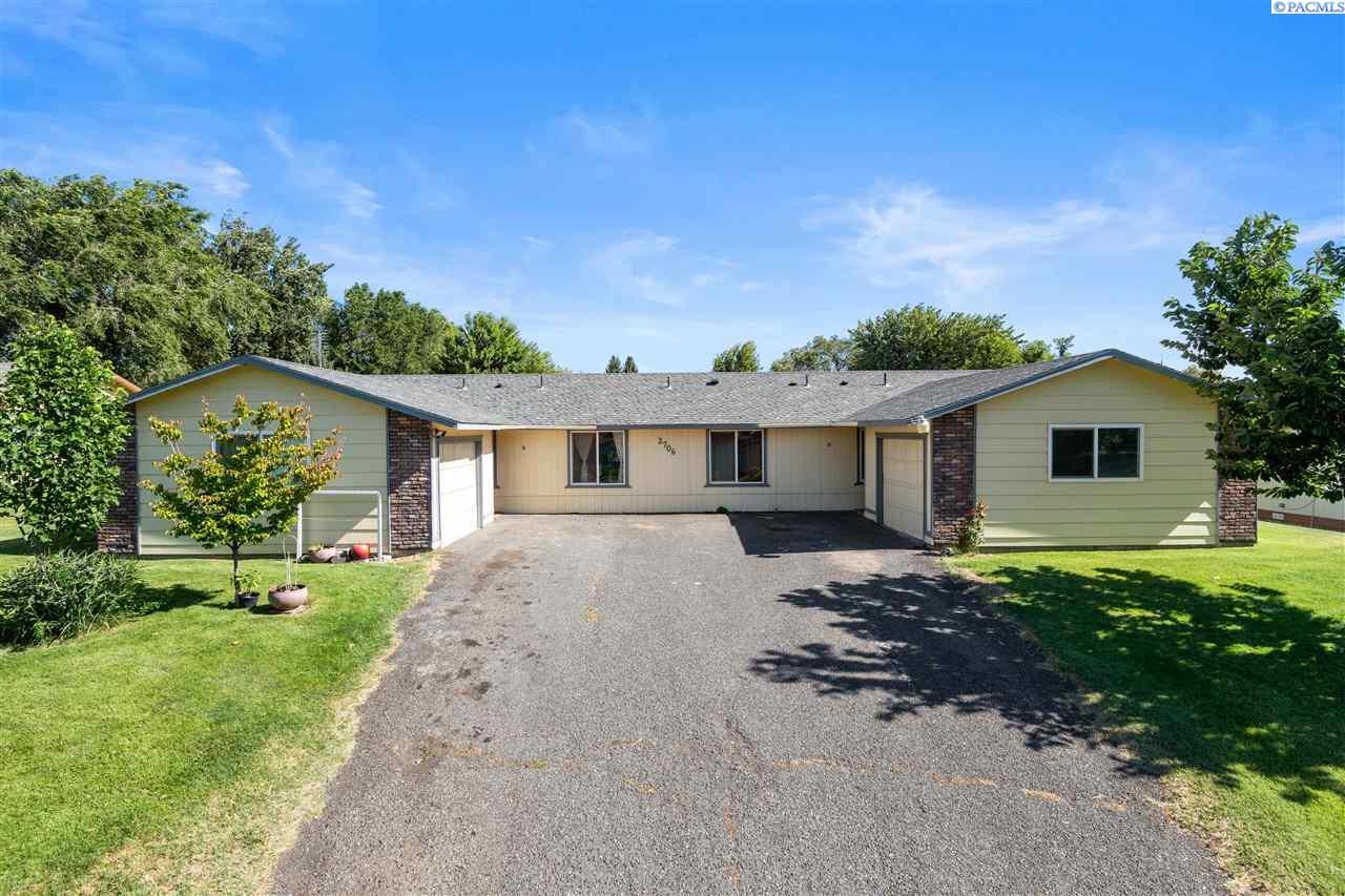 Duplex Homes for Sale at 3706 W 6th Avenue Kennewick, Washington 99366 United States