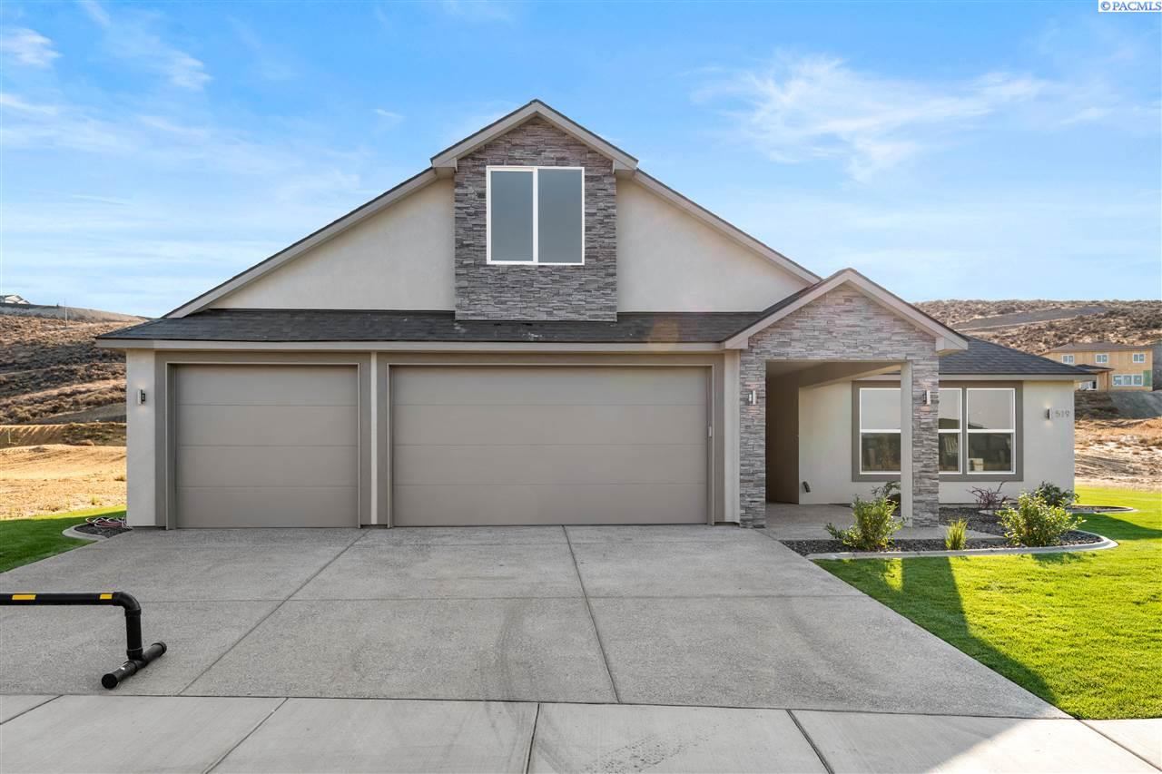 Single Family Homes for Sale at 519 Summerview Lane Richland, Washington 99352 United States