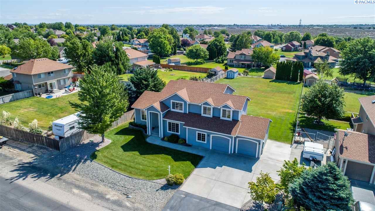 Single Family Homes for Sale at 2920 Lorayne J Blvd Kennewick, Washington 99338 United States