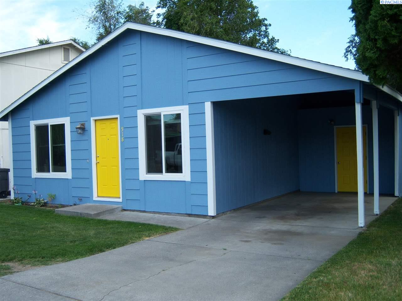 Single Family Homes for Sale at 518 E 8th Avenue Kennewick, Washington 99336 United States