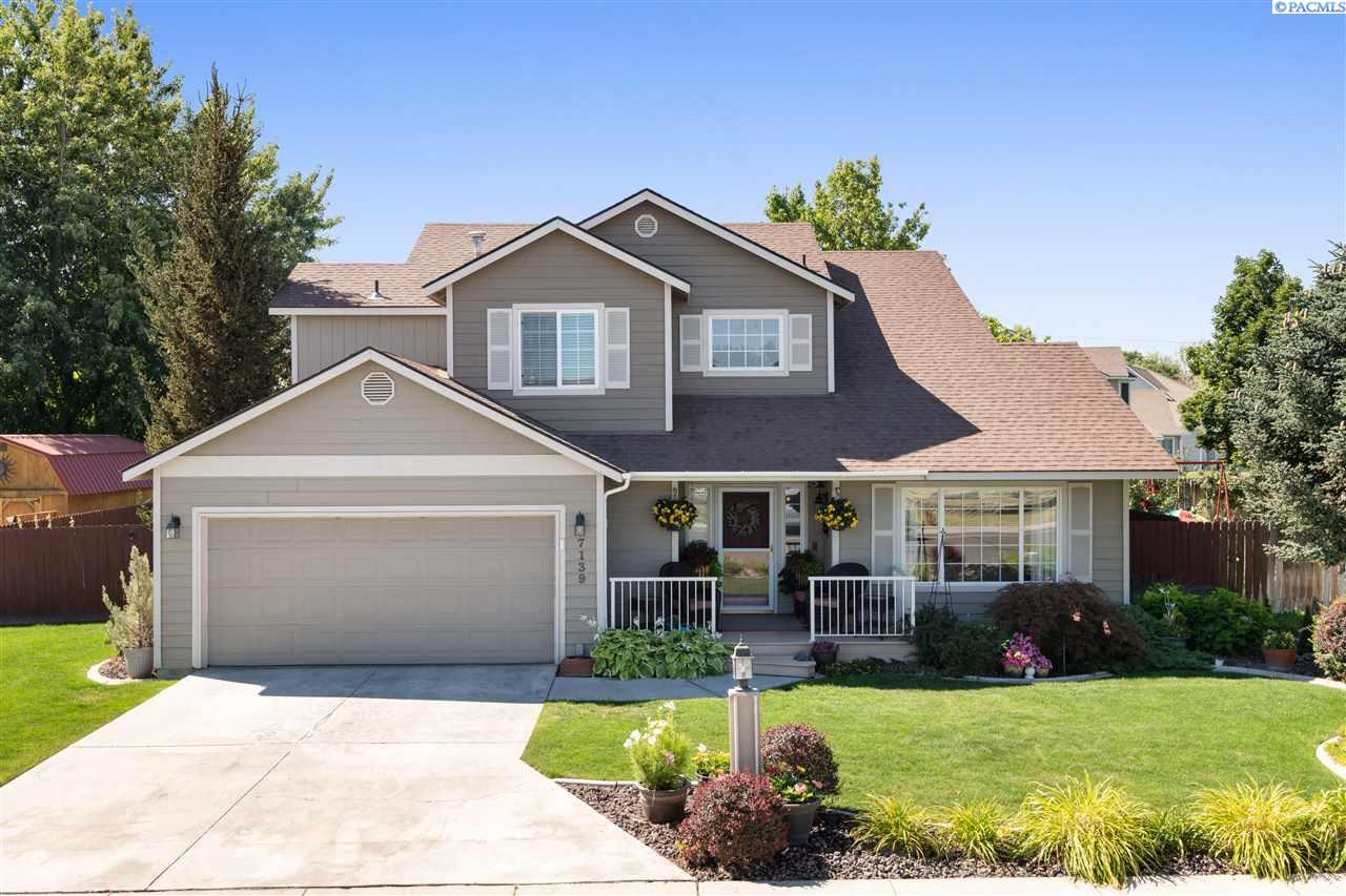 Single Family Homes for Sale at 7139 W 6TH PLACE Kennewick, Washington 99336 United States